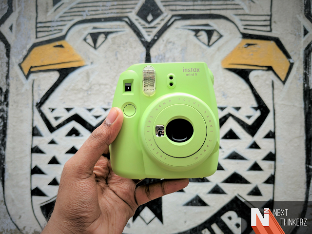 Fujifilm Instax Mini 9 launched In India for Rs.5999