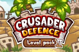 Crusader Defence Level Pack 2 Defence Games