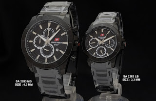 Jam Tangan SWISS army, Jual jam tangan swiss army, Swiss Army couple, Swiss Army original