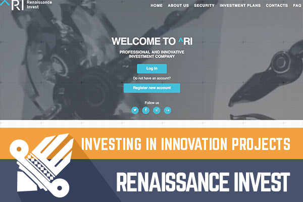 RENAISSANCE - Earn 0.80% Daily for 90days, Principal Back anytime