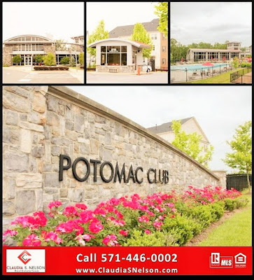 Gated, Amenity Filled Potomac Club Community
