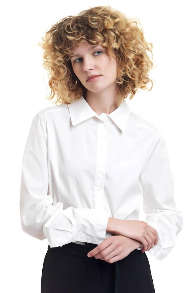 1 λευκό πουκάμισο για υπέροχες εμφανίσεις...!