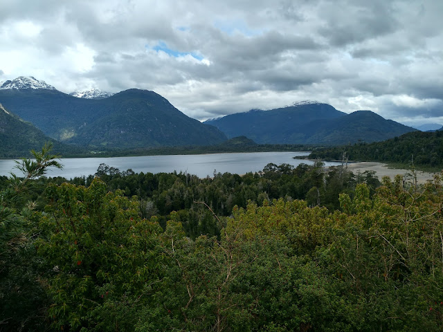 Lago Claro Solar, Chile