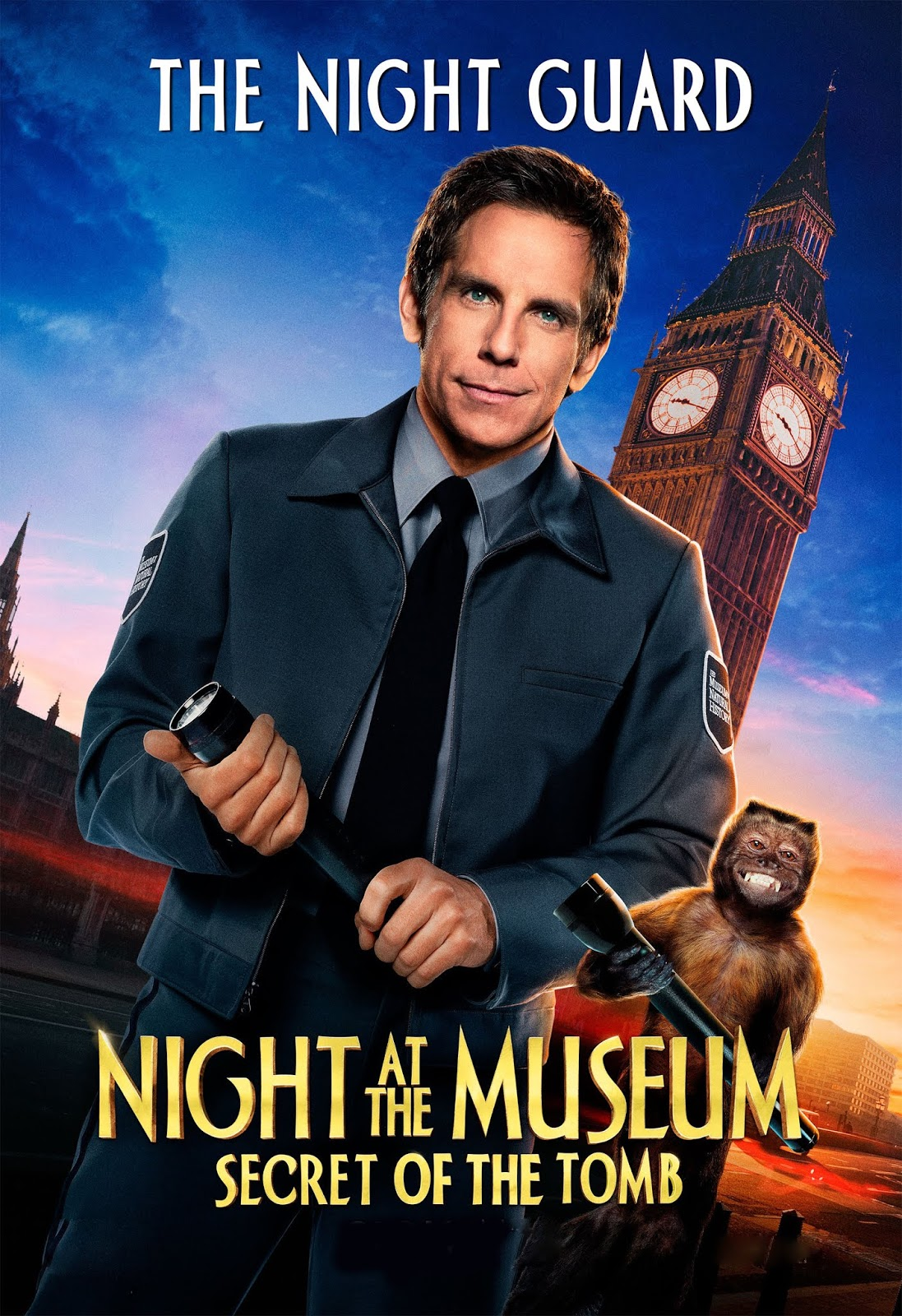 Night at the Museum 3 [2014] [DVD9] [NTSC] [Latino]