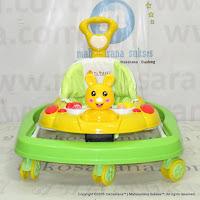 Baby Walker Tajimaku BW601 Kelinci