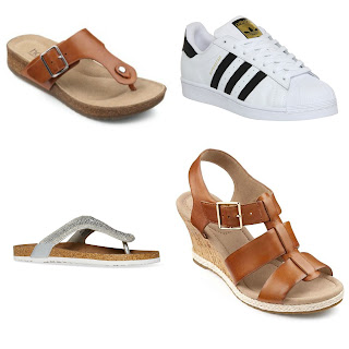 Summer Holiday Essentials - summer footwear