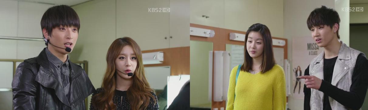 Sinopsis drama korea dream high 2 episode 15 - William d