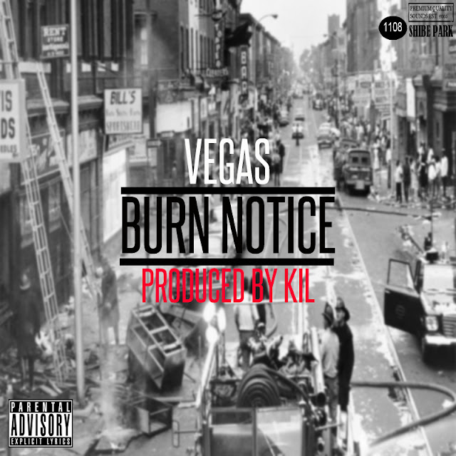 The Promo: Burn Notice - Vegas & Kil (Produced by Kil)