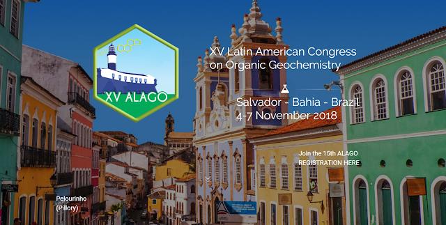 O 15º Congresso Latino Americano de Geoquímica Orgânica ocorrerá<br /> em novembro, na Bahia
