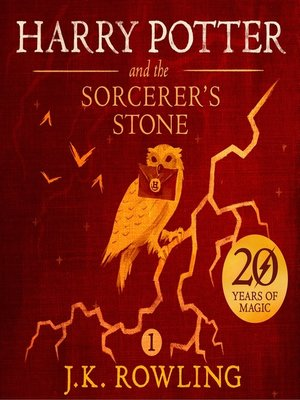 """Harry Potter and the Sorcerer's Stone"" - Front Cover"
