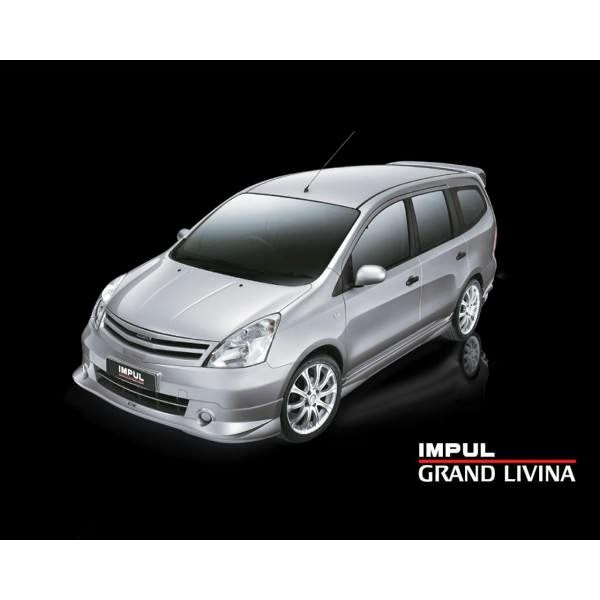 Body Kit Nissan Grand Livina Impul 1 2006-2012