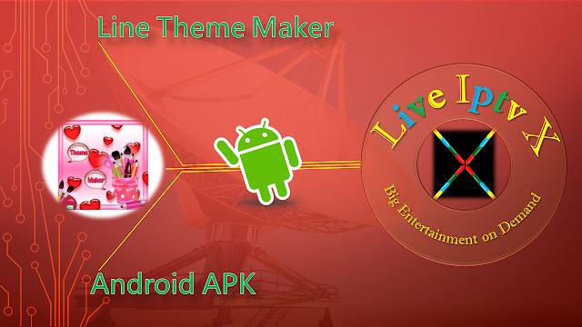 Line Theme APK