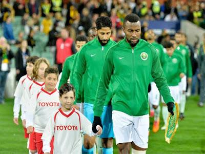 تشكيل مباراة الأهلي ومنتخب نجوم الدوري السعودي اليوم الجمعة 2/2/2018