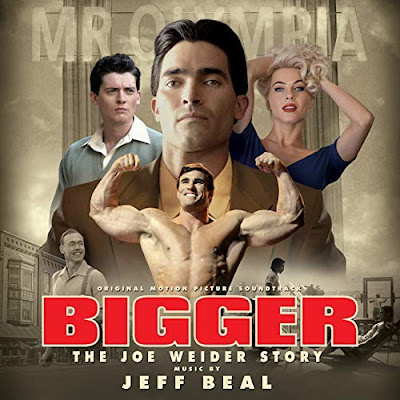 Bigger The Joe Weider Story Soundtrack Jeff Beal
