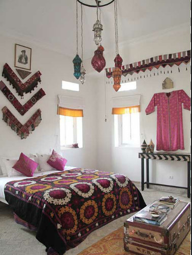 Deco hippie chic dormitorio - Decoracion estilo hippie chic ...