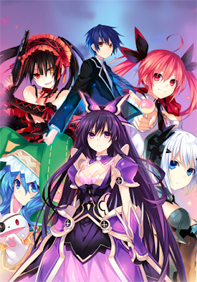 Date a Live Review Anime