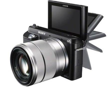 Review Sony Alpha NEX-F3