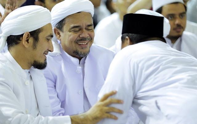 Mantap, Habib Rizieq Jelaskan Soal 'Hijrah' Ke Mekkah