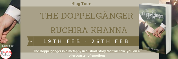 Blog Tour:  The Doppelganger by Ruchira Khanna