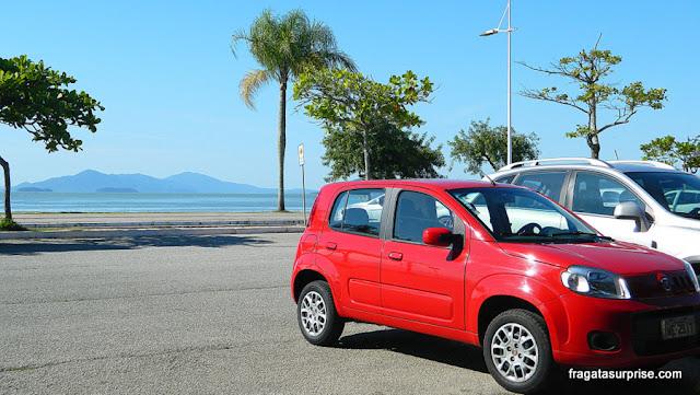 Aluguel de carro em Florianópolis