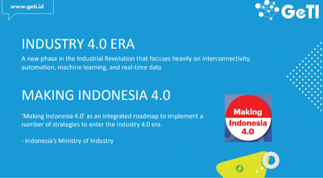 making industri 4.0
