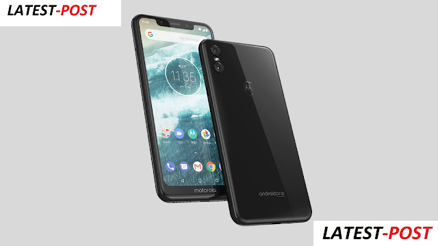 Motorola announced Motorola one and one power at IFA 2018