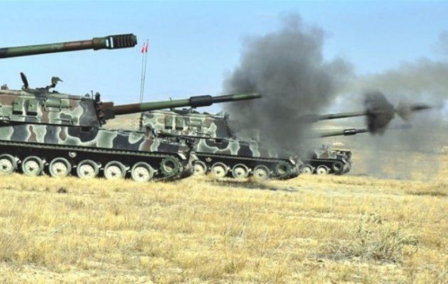 Τούρκοι και Ισλαμικό Κράτος βομβάρδισαν ταυτόχρονα τους Κούρδους