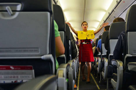 خلال سفرك...9 أشياء مجانية لا تتردد في طلبها على متن الطائرة تعرف الى تلك الاشياء التي هي من حقك