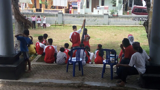 Kemeriahan Acara HUT RI ke-72 di Sub Unit I, BPHW IV, Dishut Jawa Barat