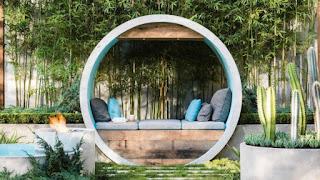 Gambar Desain Taman Minimalis Depan Rumah Modern 2017