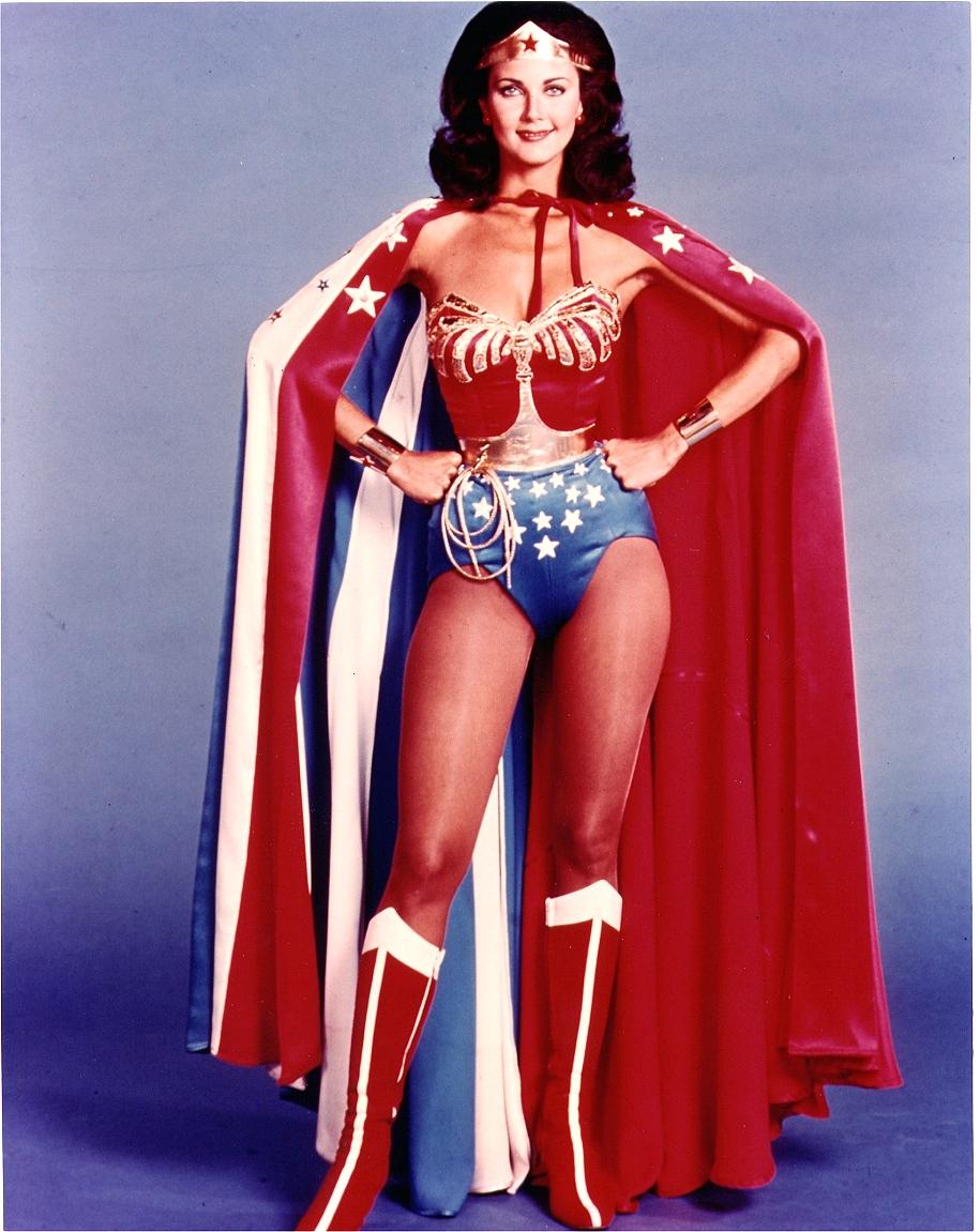 La Mujer Maravilla Lynda Carter Biografia