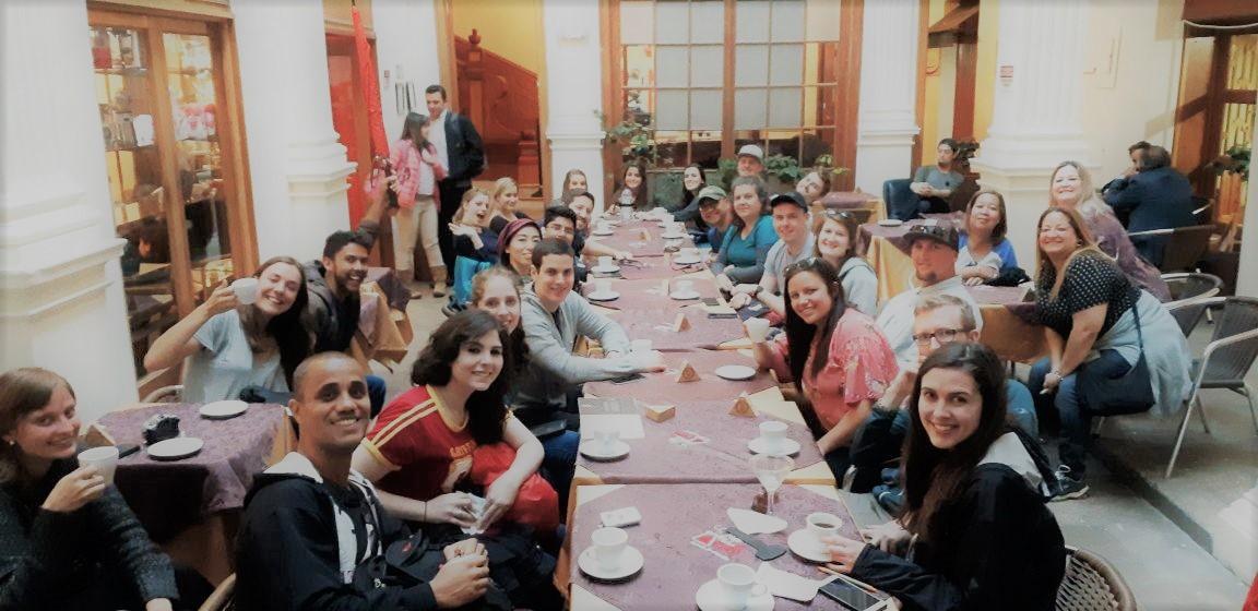 【観光】フリーフードツアーボゴタでコロンビア料理を堪能!