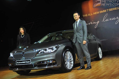 Harga Mobil All New BMW 7 Series