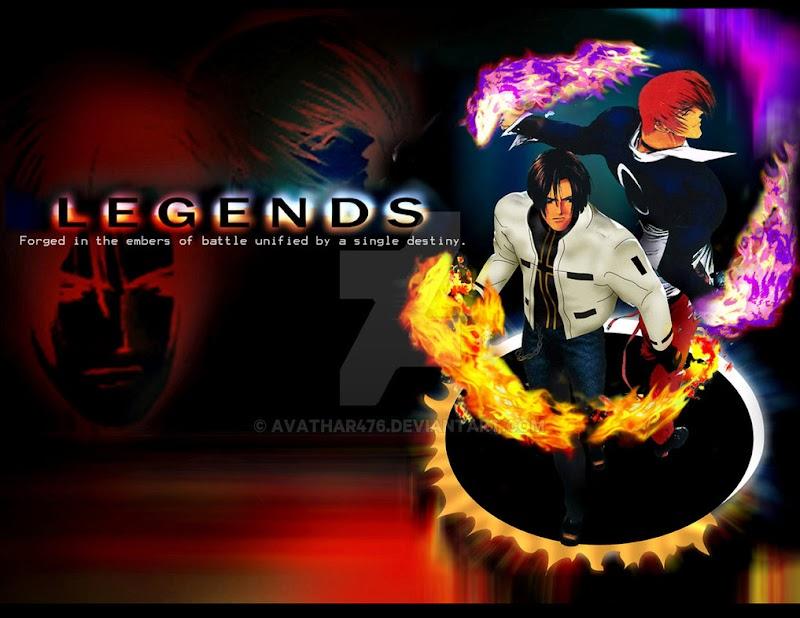 Android অথবা পিসি থেকে খেলুন King OF Fighters 94,95,96,97,98,99,200,2001,2002 একই ফাইল দিয়ে।