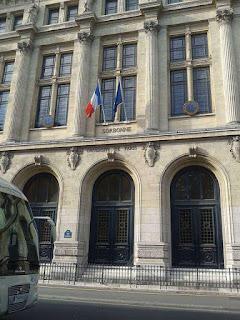 foto universidade de la sorbonne
