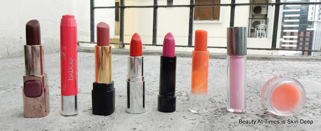 Lipsticks for medium complexion
