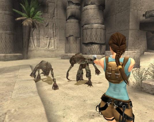 Tomb Raider Anniversary ppsspp
