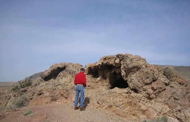Conter a curiosidade no deserto em Las Vegas