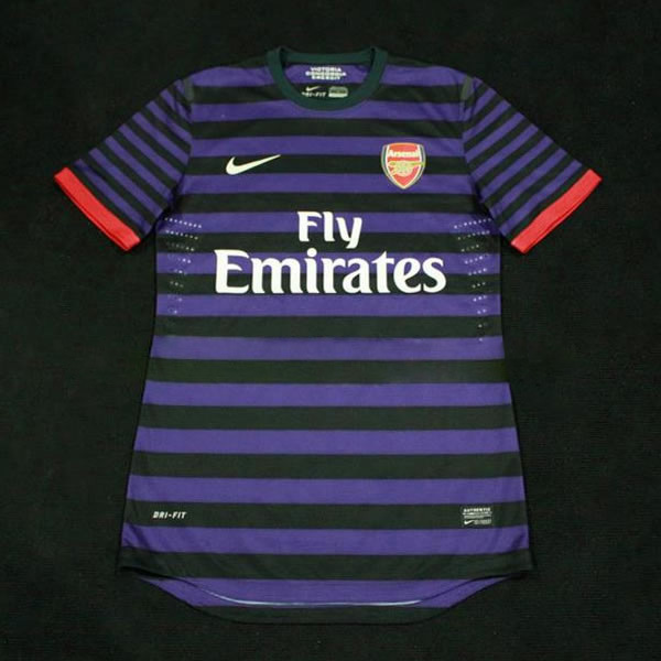 ec29964e8 Arsenal 12-13 Away Shirt Leaked - Footy Headlines