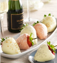 Gourmet Strawberries With Champagne