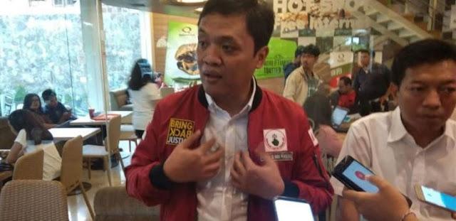 Dahnil Anzar Simanjuntak Tersudut, Anak Buah Prabowo Tuding Jokowi Tunggangi Polisi