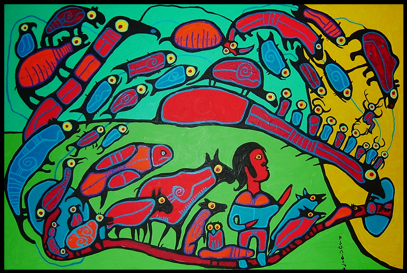 "NORVAL MORRISSEAU BLOG: ""Top 10 plus 1 tips on Collecting ...