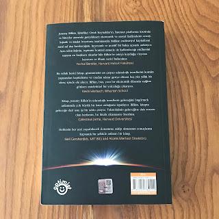 Nesnelerin Interneti ve Isbirligi Cagi (Kitap) Arka Kapak