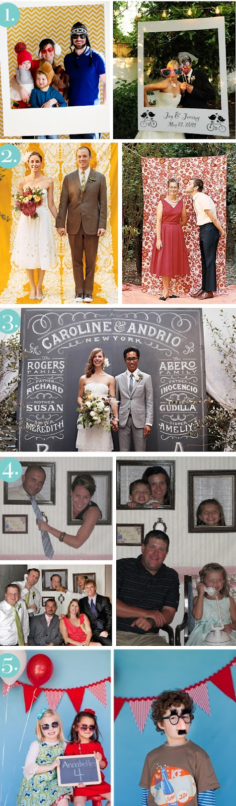 Affordable DIY photo booth ideas — perfect for parties, and weddings