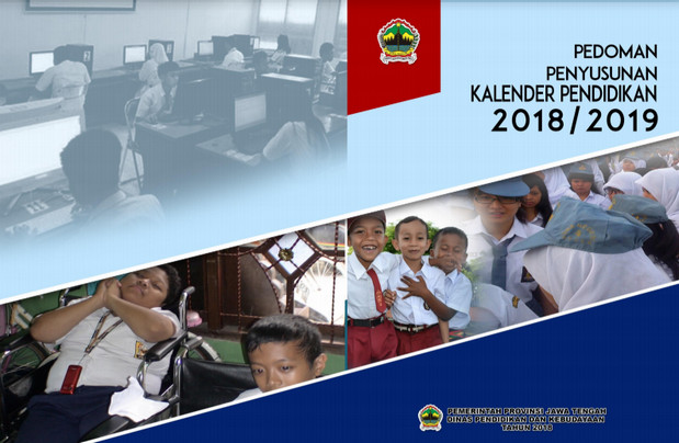 Kalender Pendidikan Jawa Tengah 2018/2019