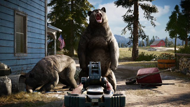 Far Cry 5 Highly Compressed For Pc