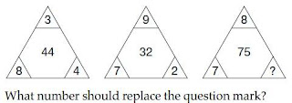 Easy Number Series Riddle
