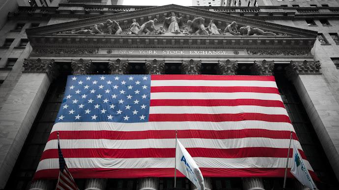 Wallpaper: The New York Stock Exchange