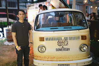 The Unveiling of Somersby's Latest Product – The Sparkling White Cider