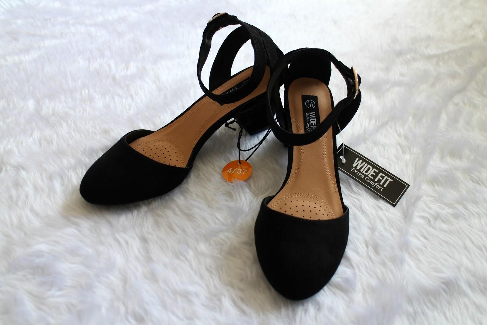 Primark Black Heels